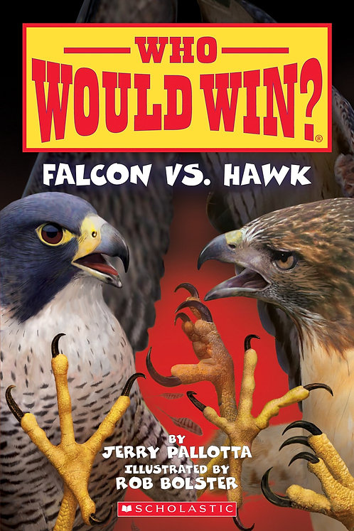 Falcon vs. Hawk (Who Would Win?)