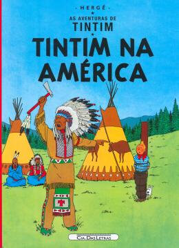 TINTIM NA AMERICA - AVENTURAS DE TINTIM
