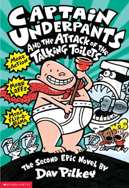 Captain Underpants #2