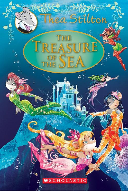 The Treasure of the Sea: A Geronimo Stilton Adventure Special Edition #5