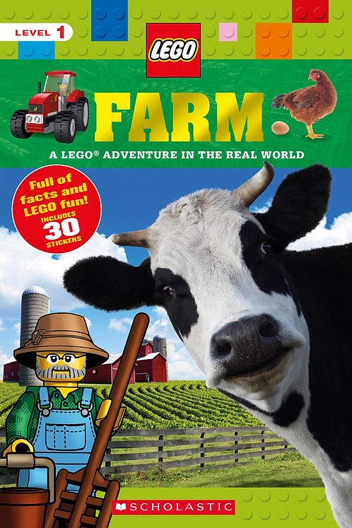 Farm (LEGO Nonfiction)