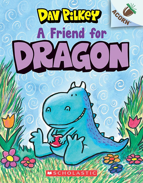 A Friend for Dragon: An Acorn Book (Dragon #1)
