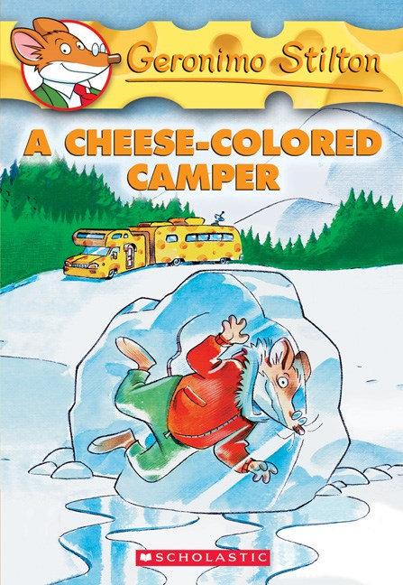 Geronimo Stilton #16: A Cheese-Colored Camper