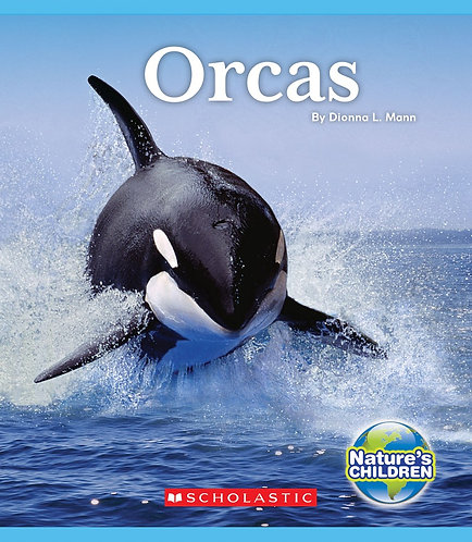 Orcas (Nature's Children)