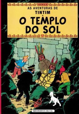 TEMPLO DO SOL, O - AVENTURAS DE TINTIM