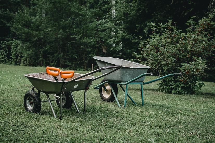 1 Wheelbarrow - Donation