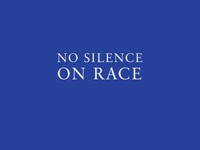 NO SILENCE ON RACE