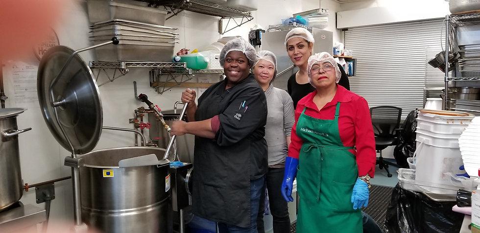 9 Community Kitchen Meals
