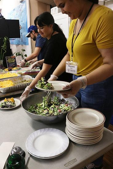 250 Community Kitchen Meals