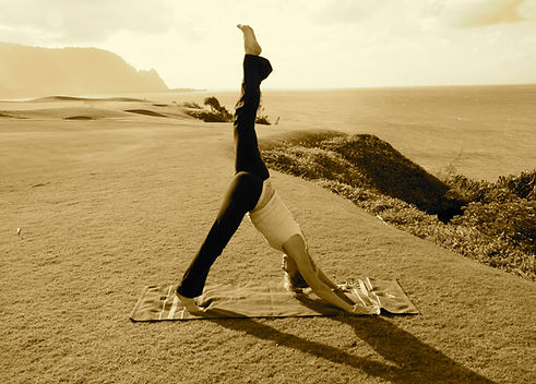 yoga princeville, yoga kauai