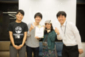 マイクリハッカソン_コミュニティ賞