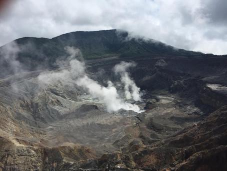 Parque Nacional Volcán Poás: TRABAJO EN EQUIPO PERMITIRÁ PRONTA REAPERTURA