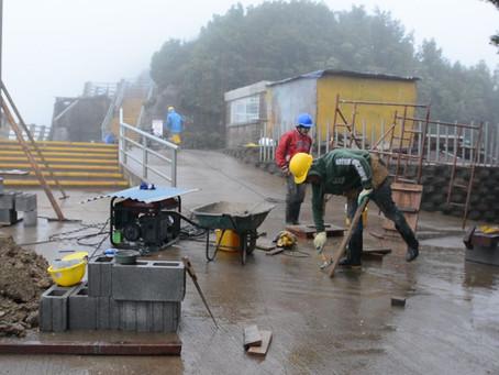 Parque Nacional Volcán Poás abrirá bajo nuevo modelo de seguridad