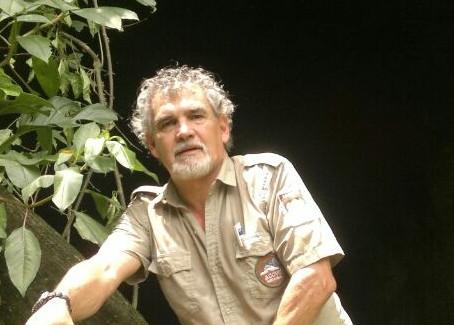 Rolando Vargas- Guardaparque