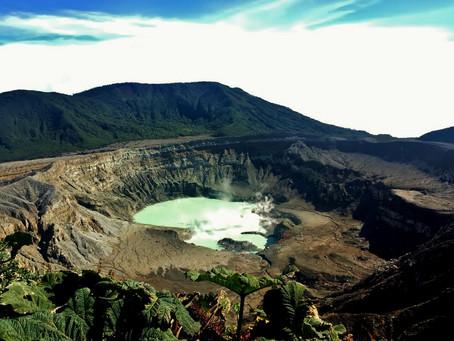 29 de agosto: Presidente Alvarado dará banderazo de reapertura del Volcán Poás