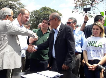 Alianzas colaborativas desde hoy para implementar acciones concretas en Sarapiquí y San Ramón en el