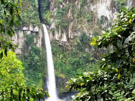Hacia la Catarata Chindama-Guápiles