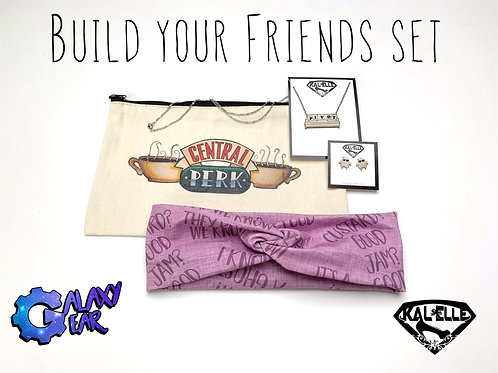 Build your Friends Set By Galaxy Gear & Kal-Elle