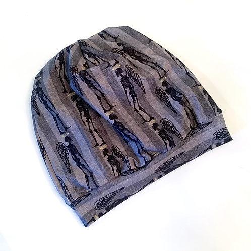 Angel Skeleton Slouchy Hat