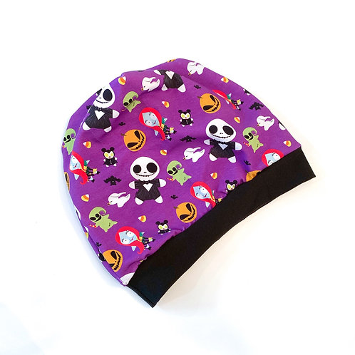 Nightmare Before Christmas Slouchy Hat