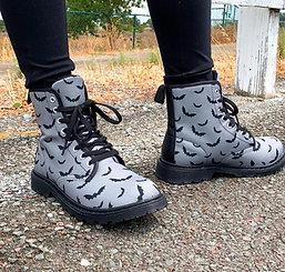 Bat Boots!