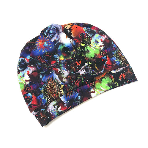 Watercolor Game of Thrones Slouchy Hat