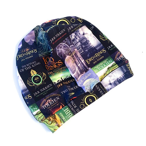 LOTR Book Cover Slouchy Hat