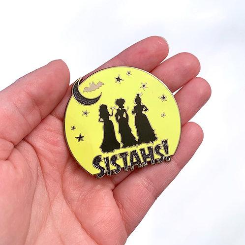 Sistahs Pin (Hocus Pocus)