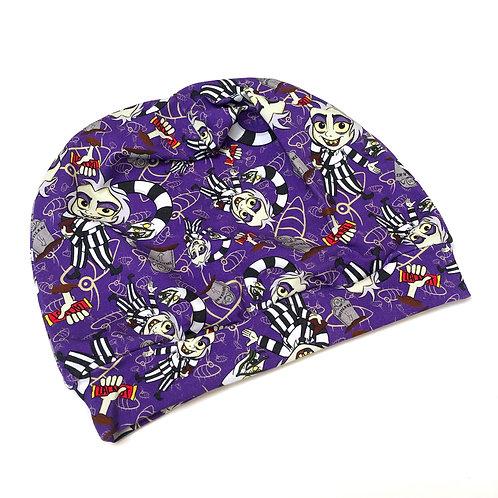 Beetlejuice Slouchy Hat