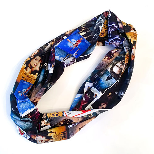 Witch Movie Poster Scarf
