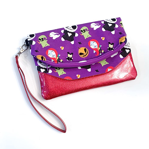 Nightmare Before Christmas Wristlet