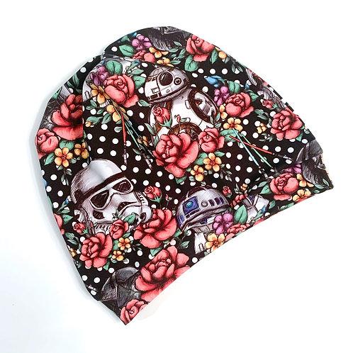 Polka Dot Flirak Wars Slouchy Hat