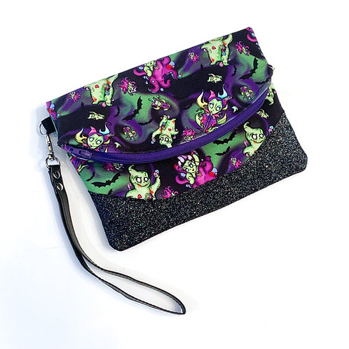 Villains Colorful Wristlet