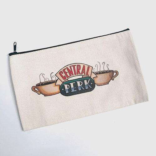Central Perk Cosmetic Pouch