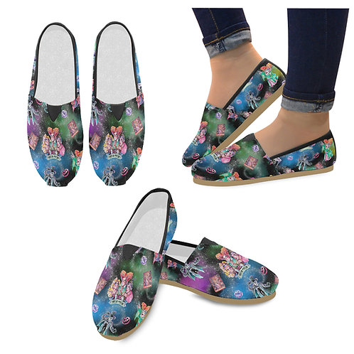 Hocus Pocus Casual Canvas Shoes