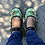 Thumbnail: Pin Up Zombie Mary Jane Flats