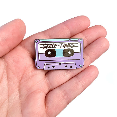 Mix Tape Pin