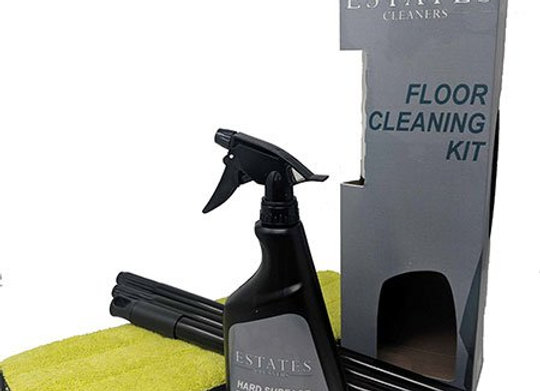 Estates Floor Cleaning Kit (with Mop)