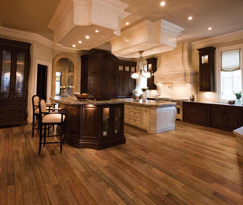 Cochrane Floors - Dansk Hickory