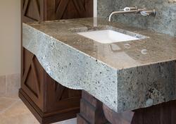 Mitered Edge Granite