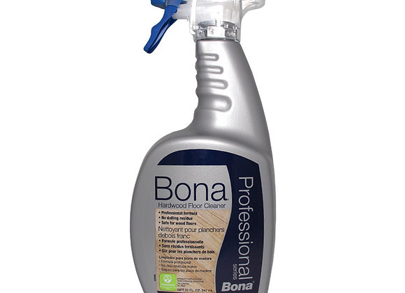 Bona Professional Hardwood Cleaner -32oz Spray