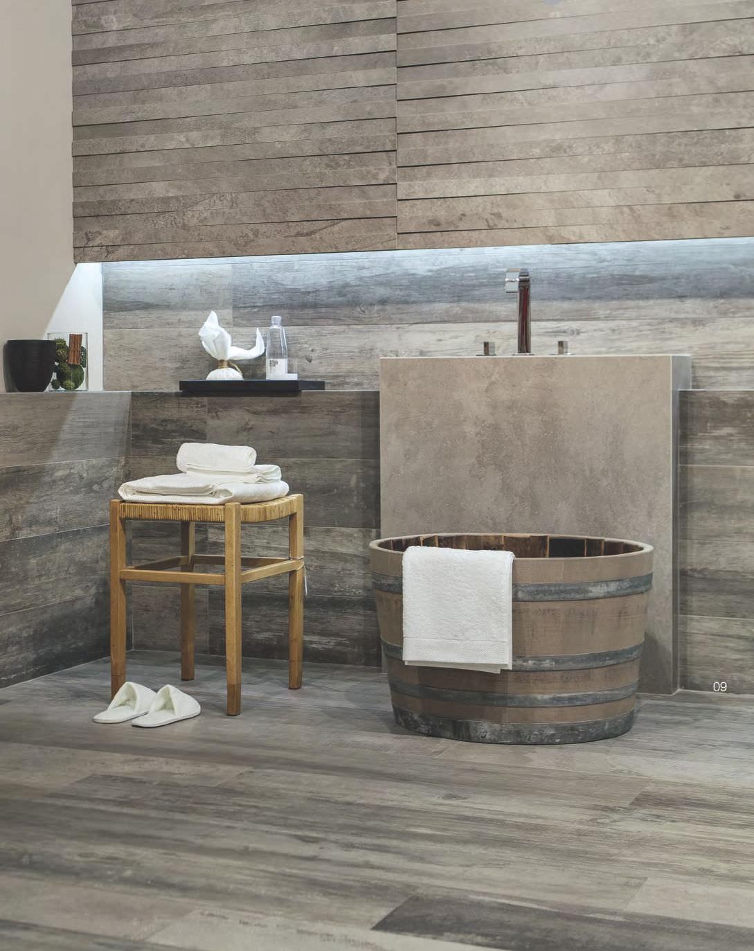 Cochrane Floors - Wood Plank Tile