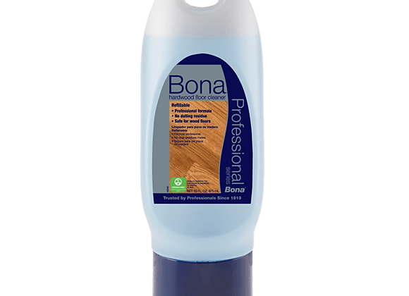 Bona Professional Hardwood Cleaner - Spray Mop Cartridge