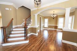 Cochrane Floors - Painted Risers