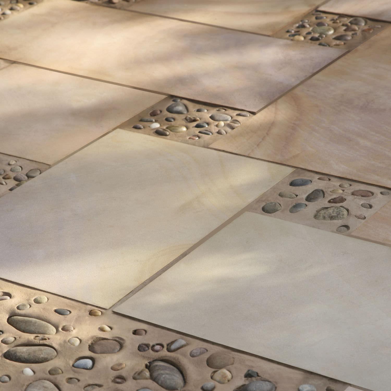 Cochrane Floors - Pebble Inlay