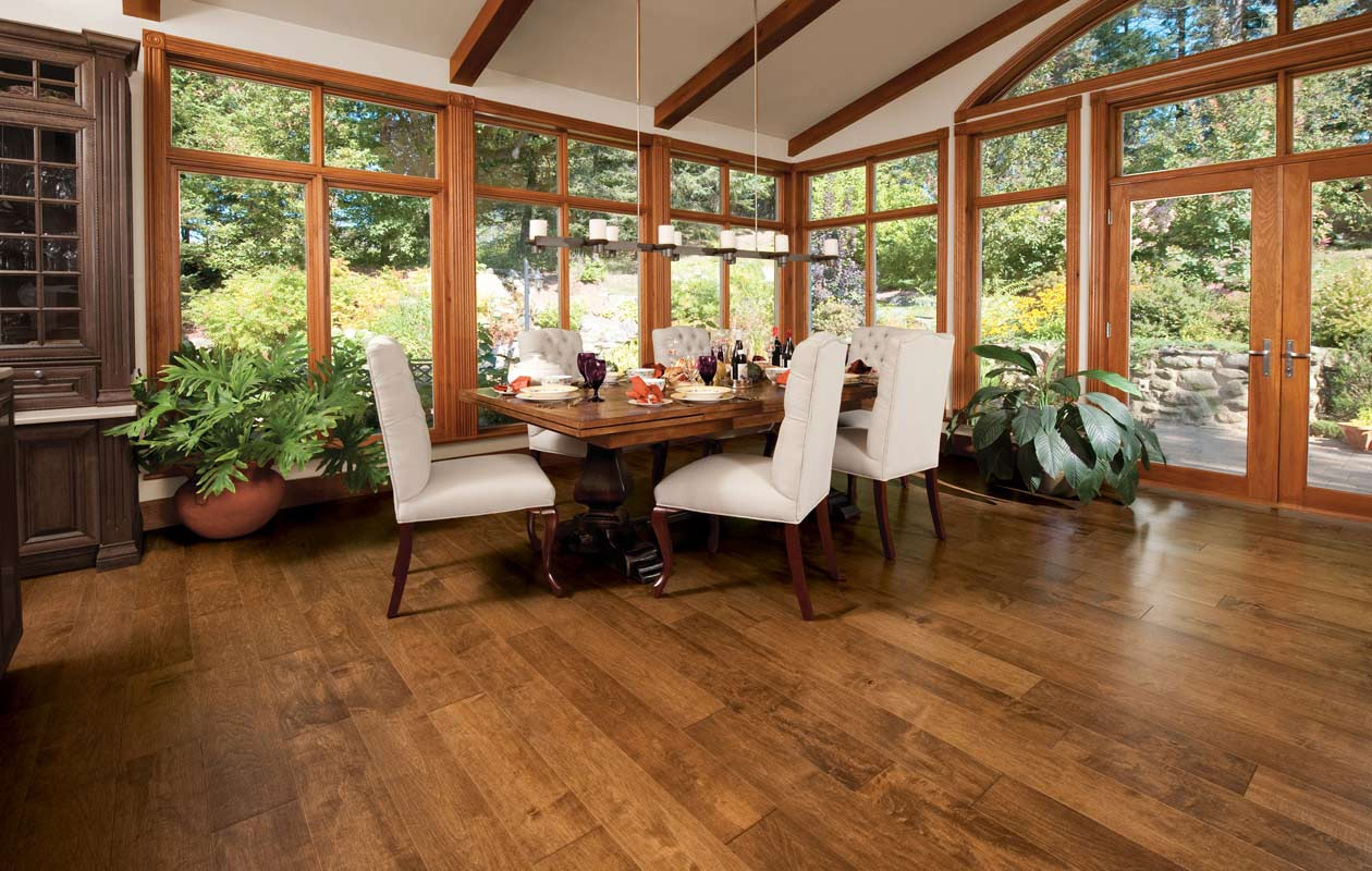Cochrane Floors - Chestnut Maple