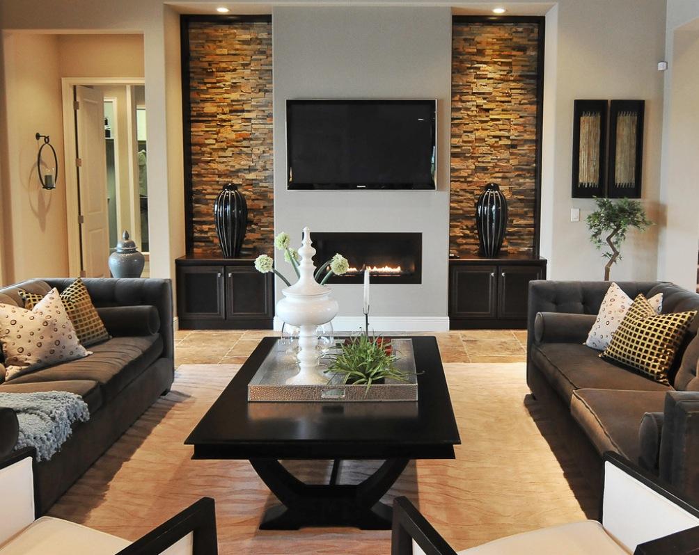Cochrane Floors - Stcked stone