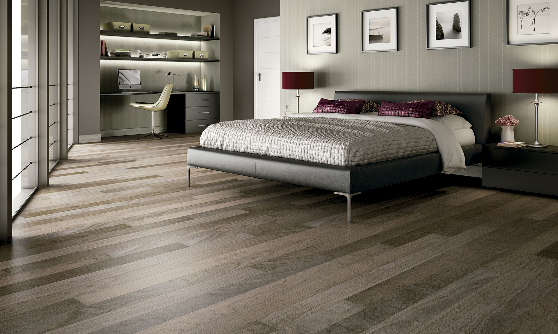 Cochrane Floors - Fumed White Oak