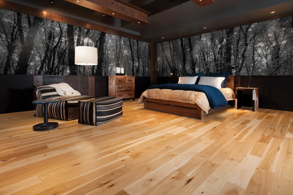 Cochrane Floors - Hickory Natural