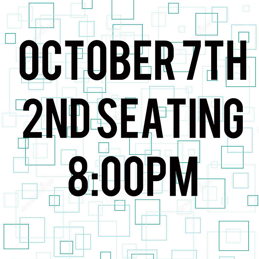 Urban Kitchen Pop-Up - October 7th - 2nd Seating